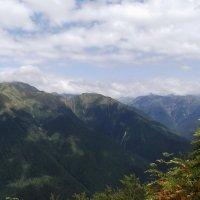 Горы, граница с Грузией :: Nata Grebennikova