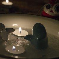 день св. Валентина. романтическая ванна :: Инна