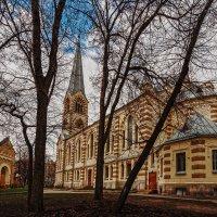 Кафедральный собор святых апостолов Петра и Павла :: Надежда Лаптева