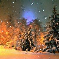 падал прошлогодний снег :: Владимир Беляев ( GusLjar )