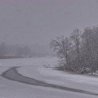И  опять  зима.  14 февраля. :: Валера39 Василевский.