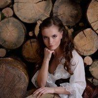 Портрет на фоне дерева :: Анита Гавриш