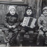 Наше счастливое детство 1970 г. :: Сергей и Ирина Хомич
