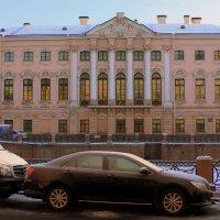 НОВОГОДНИЙ САНКТ-ПЕТЕРБУРГ :: Николай Гренков