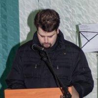 Молодой проповедник :: Viktor Heronin