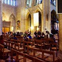 В Соборе Парижской Богоматери — Notre-Dame de Paris :: Лара ***