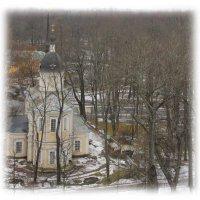 Вид на Знаменскую церковь.... :: Tatiana Markova