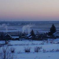Утро в деревне :: IURII