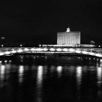 Ночная Москва. :: Валерий Гудков