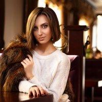 В кафе :: Илья Орлов