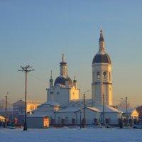 Вечер в городе. :: nadyasilyuk Вознюк