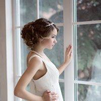 Ожидание у окна :: Евгения Лисина