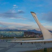 Олимпийский пейзаж :: Олег