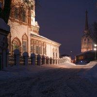 Улица Набережная. :: Sergey Apinis