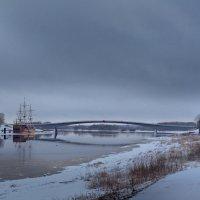 Зимний день Северо-Запада :: Евгений Никифоров