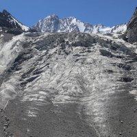У подножья ледника Ак-Сай :: Николай Мордвов
