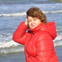 Ветер с моря. :: Вячеслав Медведев