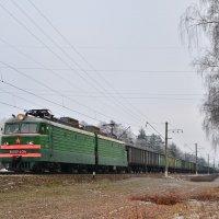 ВЛ10У-404 :: Денис Змеев