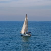 в открытом море :: ALEX KHAZAN