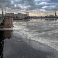 Прозрачный лед :: Valeriy Piterskiy