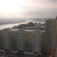 Вид из окна :: Наталья Куклина