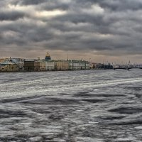Дворцовая набережная (dc) :: Valerii Ivanov
