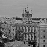 Строгий облик Села Царского... :: Tatiana Markova