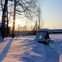 Зимнее утро :: Катя Бокова