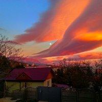 крымский закат :: valeriy g_g