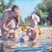 Солнечное детство :: Антон Сологубов
