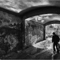 Краснодарские дворы :: Беспечный Ездок