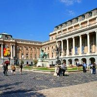 Королевский дворец (Замок Буда) в Будапеште :: Денис Кораблёв