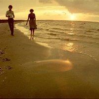 Вайвари.Прогулки по берегу :: Валерий Талашов