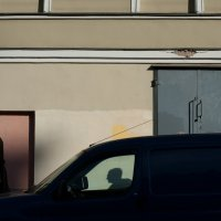 Переулок :: Жанна Федорова