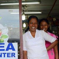 Здесь продают цейлонский чай с улыбкой :: Асылбек Айманов