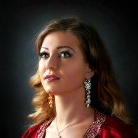 Портрет молодой женщины... :: Андрей Войцехов