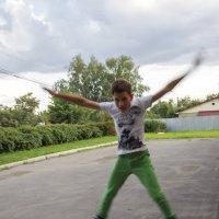 Прыжок :: Марина Савчиц