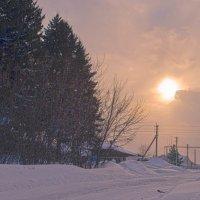 Снежит... :: cfysx