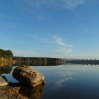 Берег озера :: Alla Swan