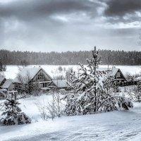 Зимние зарисовки 4 :: Анатолий Катков