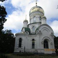 Храм - часовня Преображения Господня. :: Татьяна ❧