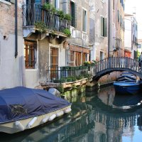 Венеция, тихий уголок. :: Ирина Волкова