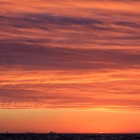 Закат на Средиземном море :: Ростислав Бычков