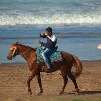 на пляже... :: Светлана marokkanka