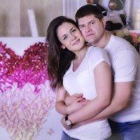 влюблённые :: Ольга Гребенникова