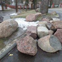 Время Собирать камни... :: Марина Харченкова