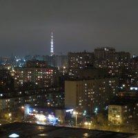 Огни Большого города... :: Марина Харченкова