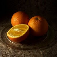 Апельсиновое... :: Владимир Секерко