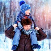 Зимняя прогулка :: Наталья Петрова