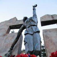 Памятник Воинам-афганцам Измаил,Украина :: Жанна Романова